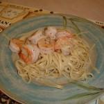 shrimp, garlic, garlic sauce, Spanish dish, camaron al ajillo