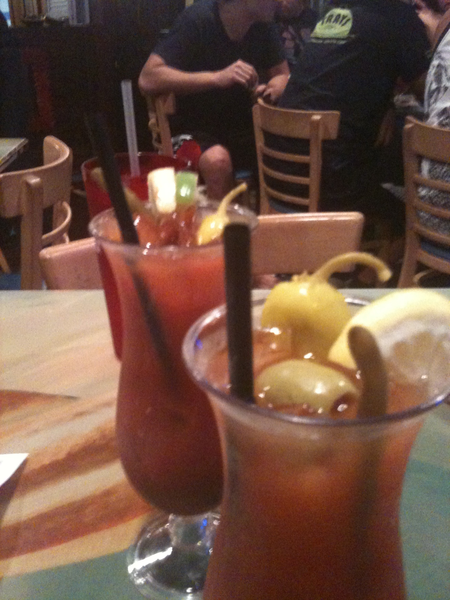 Bloody Mary for Brunch