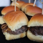 The sliders were really good.